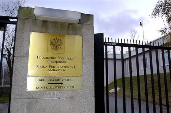 В русском посольстве каждый третий - шпион?