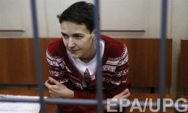 Савченко предлагают обменять
