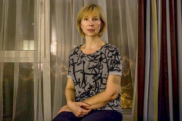 Ирина Довгань идет на выборы