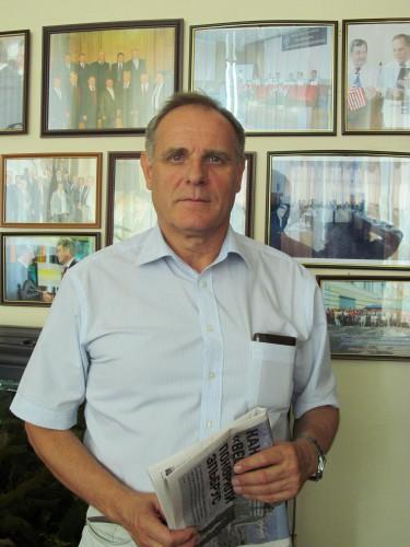 Директор института Борис Стегний