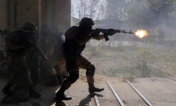 Боевики провоцируют украинских военных на ответный огонь