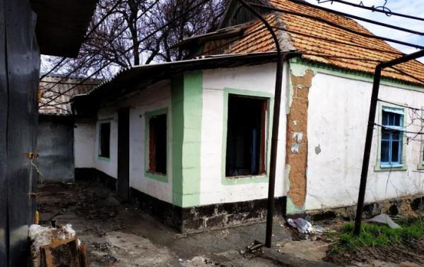 Дом нежилой