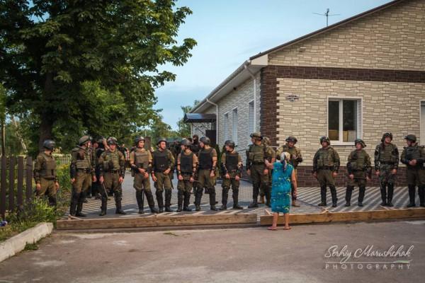 . В результате полиция отпустила всех задержанных