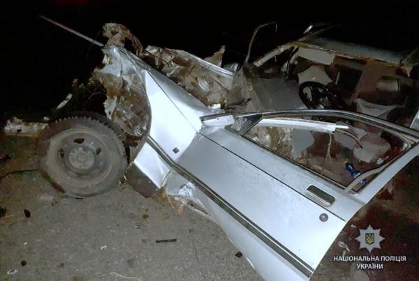 Водитель Ford получил тяжелые травмы