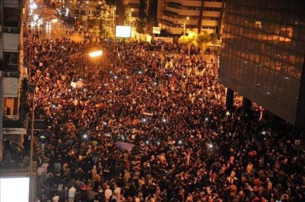 В Анкаре начались протесты