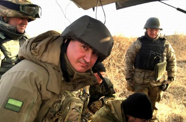 Грицак раскрыл схему контрабанды на Донбассе