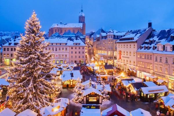 Швеция на новый год
