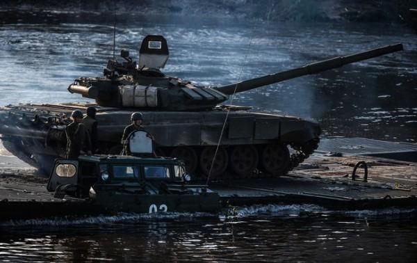 Под Иловайском были российские военные