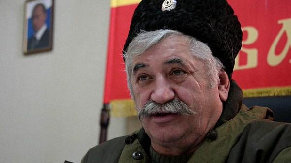 Войска атамана Козицына были уничтожен российскими спецслужбами