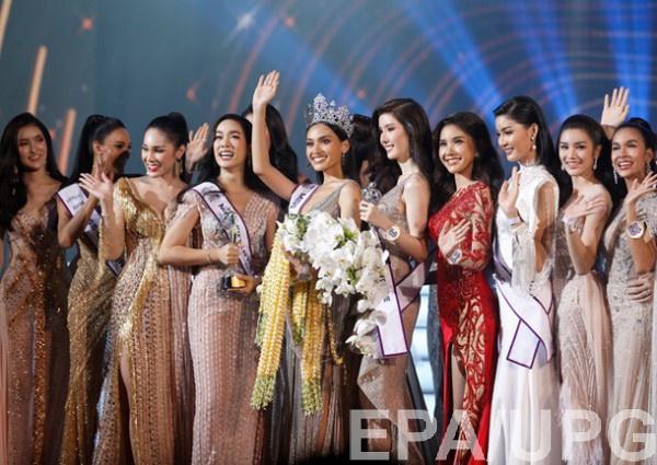 Конкурс красоты Miss Tiffany's Thailand 2018