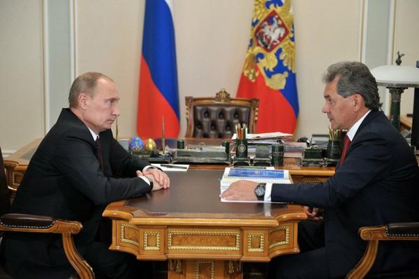 Путина и Шойгу ждут в Гааге?