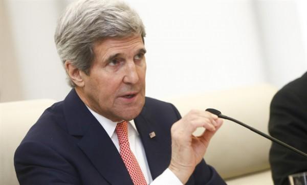 Керри уверен, что самолет сбили пропроссийские боевики