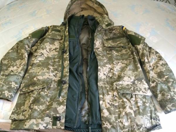 Бирюков высказал о зимней фоме бойцов АТО