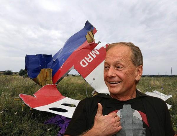 Задорнова в Украине не любят за Боинг и
