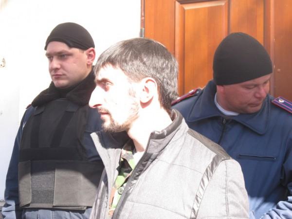 Топаз (Игнат Крамской) якобы задержан