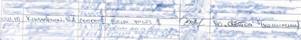 Лещенко призвал НАБУ выяснить сколько раз упоминается Свобода в амбарной книге ПР