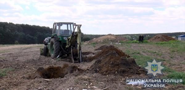 Владельцы птицефабрики организовали утилизацию отходов путем их захоронения