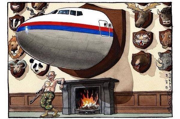 Почти 80% жителей Нидерландов уверены в вине РФ в крушении рейса MH17 - Цензор.НЕТ 1879