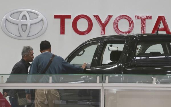 Сроки выхода летающего авто производства Toyota пока не называются
