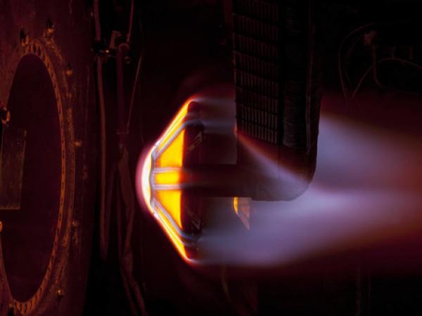 NASA испытало экран для посадки на Марс