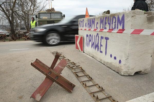 Российские солдаты не хотят воевать в Крыму. Они понимают, что это не Чечня, а брат пойдет на брата, - Куницын - Цензор.НЕТ 6897