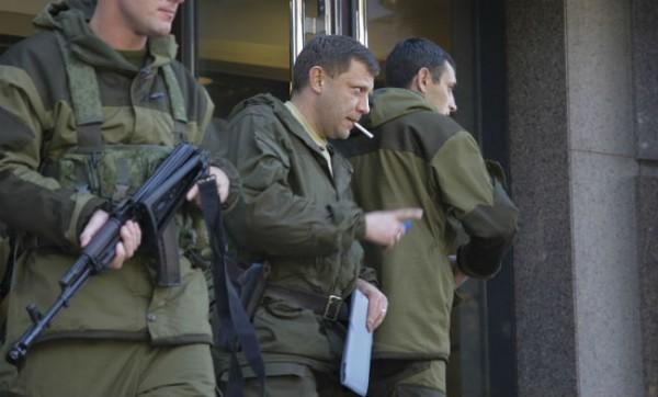 Захарченко в СБУ считают шутом