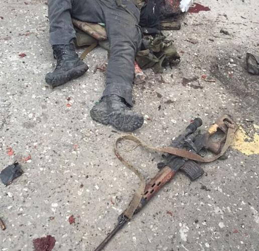 """На стороне украинских военнослужащих воюют чеченцы против """"кадыровцев"""", - Лысенко - Цензор.НЕТ 5743"""