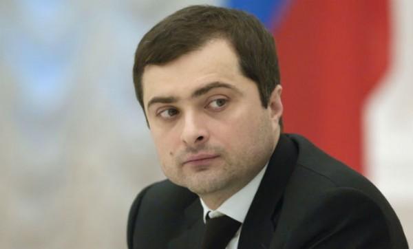 Сурков приезжал на Донбасс