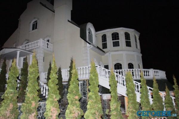 Дом, который принадлежит семье Симоненко