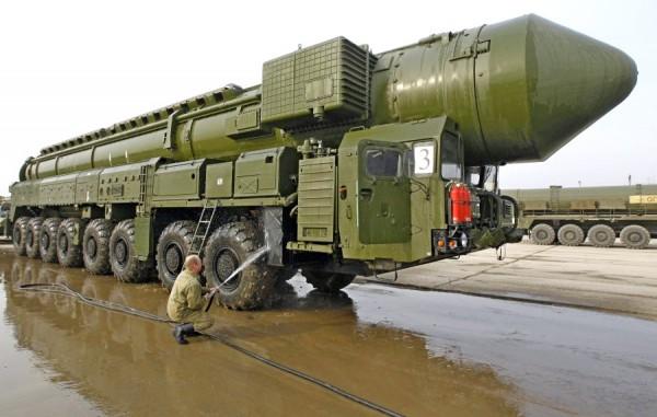Путин признался в готовности применить ядерное оружие