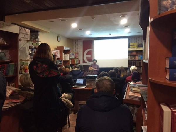 Срыв лекции об ЛГТБ-движении в Харькове