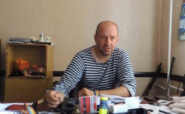 Комбат рассказал о руководстве батальоном