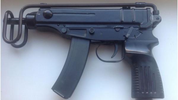 Леонид Вульф был убит из пистолета-пулемета Скорпион