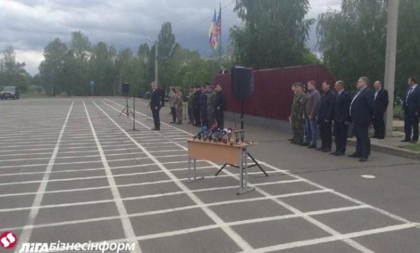 По словам Авакова, программа подготовки бойцов спецподразделения Корд идет по плану