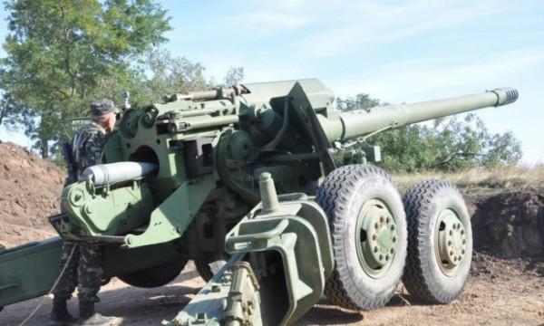Боевики прячут гаубицы от ОБСЕ