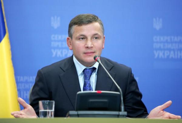 Валерий Гелетей получил генеральское звание от Ющенко