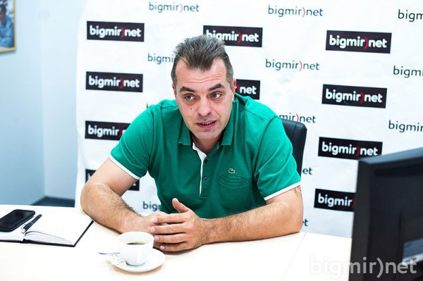 Бирюков уволился с поста советника Президента