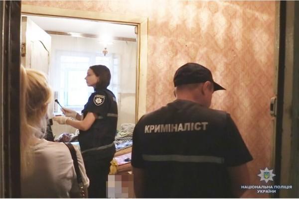 На месте работали несколько отрядов полиции