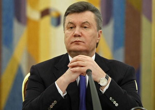 Янукович состоит в тройке мировых коррупционеров