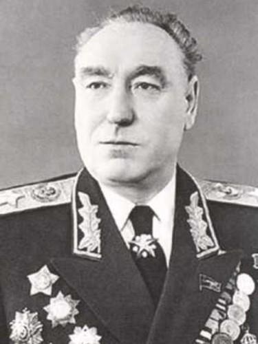 Маршал Советского Союза Кирилл Семенович Москаленко