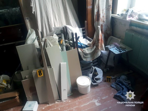 Подозреваемый - иностранец, делавший ремонт в квартире учительницы