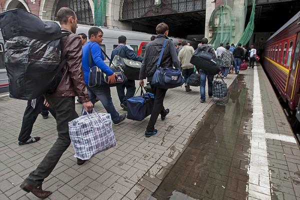Мигранты могут ехать в Украину