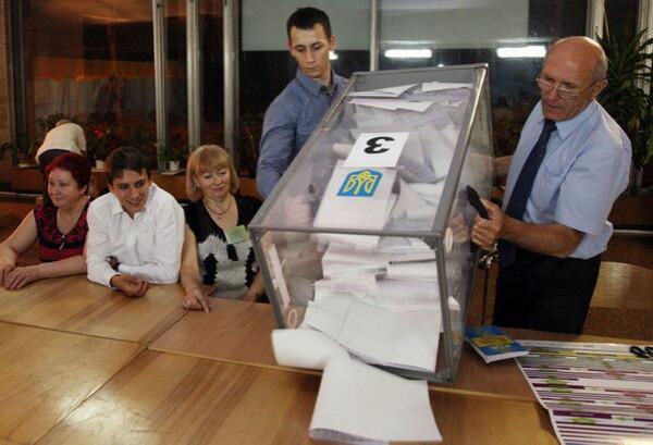 Результаты выборов: Петр Порошенко лидирует во всех областях Украины