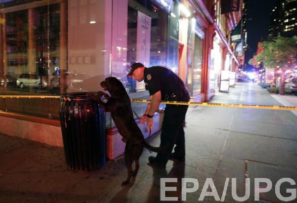 Мэр Нью-Йорка: взрыв наМанхэттене неявляется террористическим актом