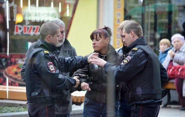 Инакомыслие в Крыму подавляется
