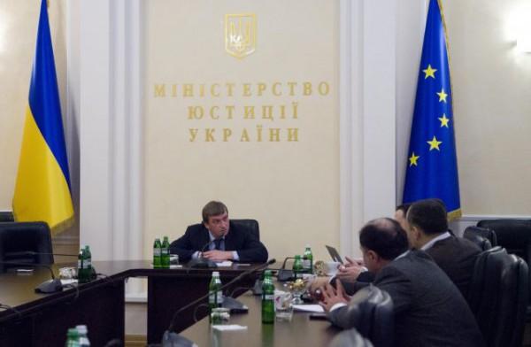 В Минюсте хотят обратиться к другим странам из-за убийства Шеремета