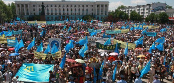 В Керчи исчезли крымские активисты