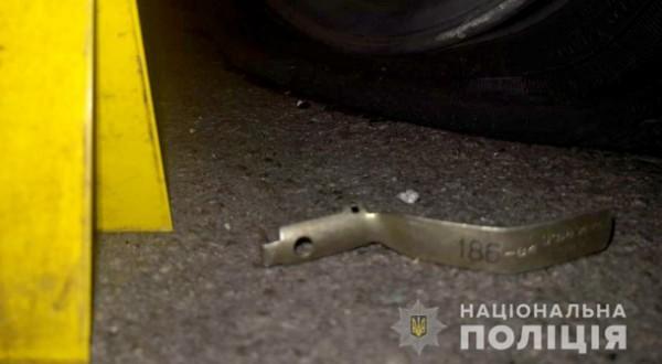 С места происшествия взрывотехники изъяли фрагменты гранаты РГД-5