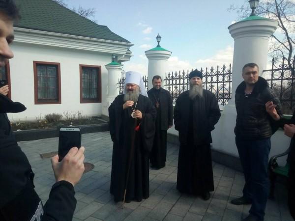 Владыка Павел не смог ответить, кто оккупировал Крым