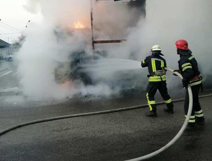 Пожар потушили за 15 минут